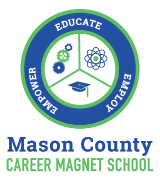 Mason County Career Magnet School logo
