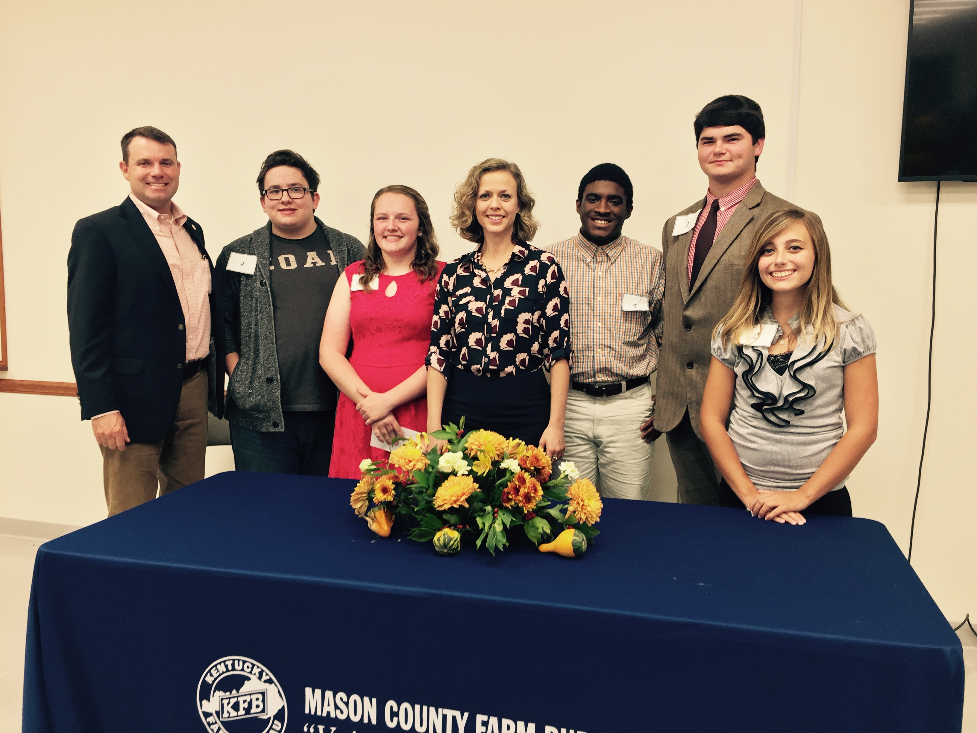 Mason County Farm Bureau Outstanding Youth and Variety Contests