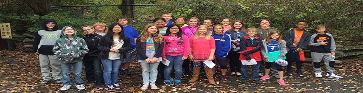 Explorers learning at The Salato Center in Frankfort. Oct. 2016