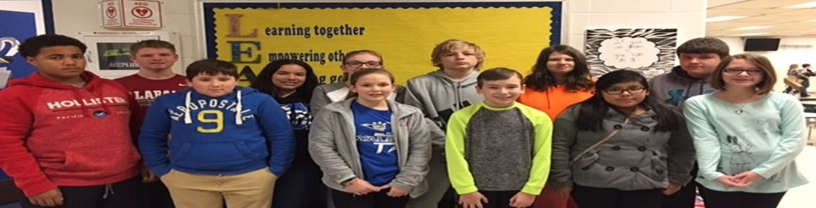 January 2017 Leaders of the Month