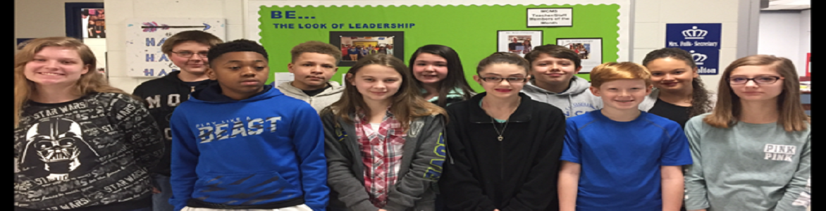 February 2017 Leaders of the Month